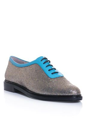 Strassy Oxford brogues