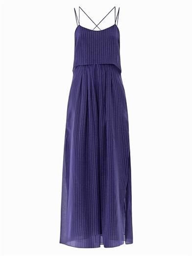 Band Of Outsiders Chain-print maxi dress