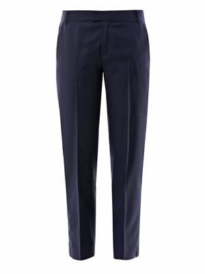 Le Smoking twill trousers