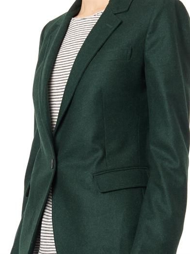 Band Of Outsiders Shrunken wool blazer