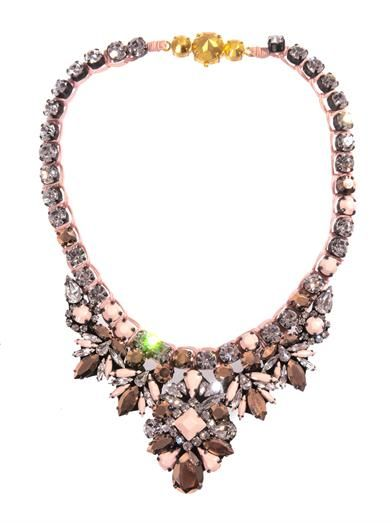 Shourouk Theresa necklace