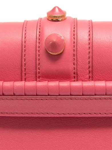 Paula Cademartori Sylvie leather shoulder bag
