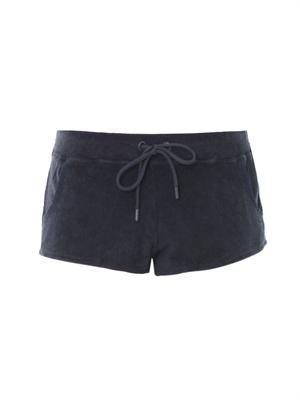 Bichon towelling shorts