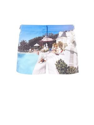 Whippet swim shorts