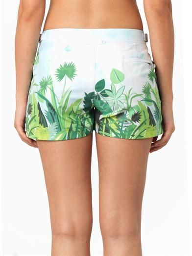 Orlebar Brown Whippet side-fastening shorts