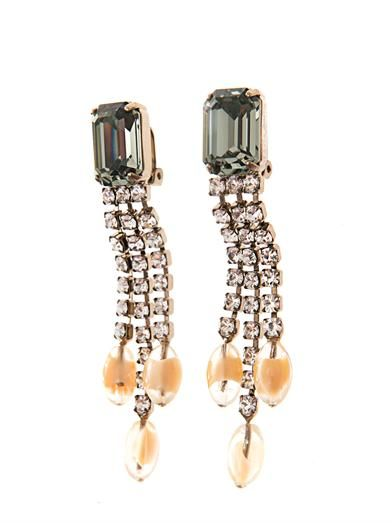 Max Mara Elegante Nice earrings