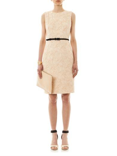 Max Mara Elegante Gara dress