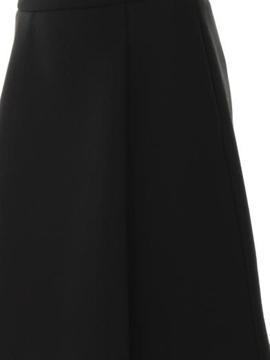 3.1 Phillip Lim Double box folded skirt