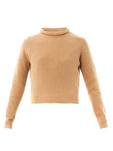 3.1 Phillip Lim Crew-neck wool sweater