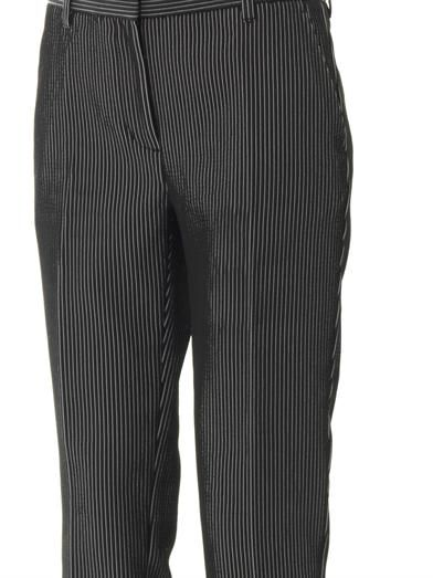 3.1 Phillip Lim Stripe-jacquard cropped pencil pant