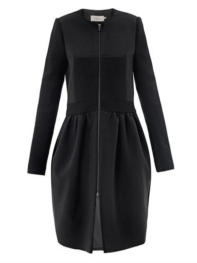 Preen by Thornton Bregazzi Dayton crepe dress coat