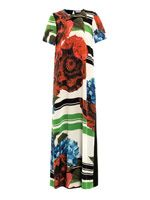 Wyatt poppy print dress