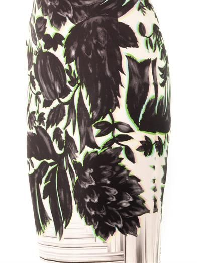 Peter Pilotto Erin canopy print pencil skirt