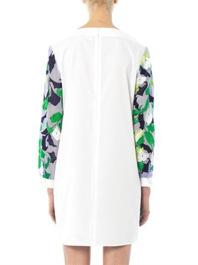 Peter Pilotto Julianne embroidered lace shift dress