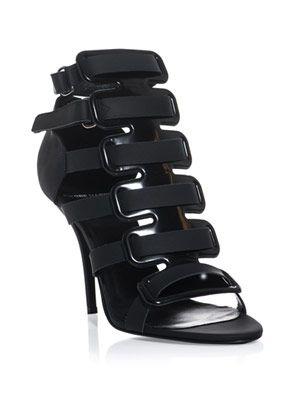 Vertebra sandals