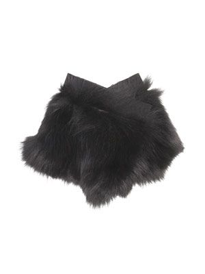 Barone fox fur cuffs