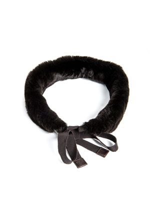 Lipsia fur collar