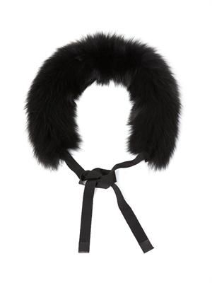 Uniion fur collar