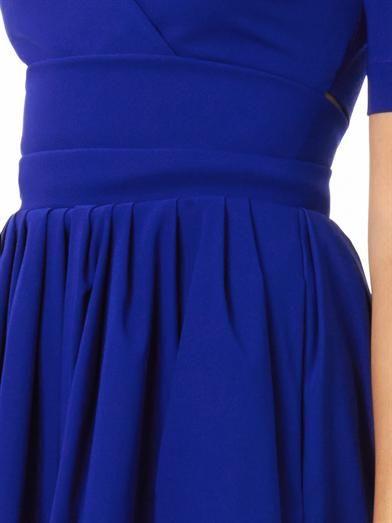 Preen by Thornton Bregazzi Novak cut-out back dress