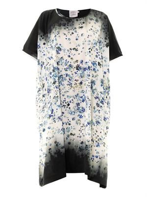 Forget-me-not kaftan