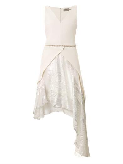 Preen by Thornton Bregazzi Penny devoré dress