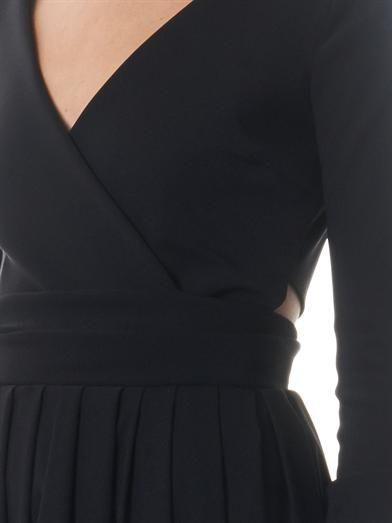 Preen by Thornton Bregazzi Bergman stretch-cady dress
