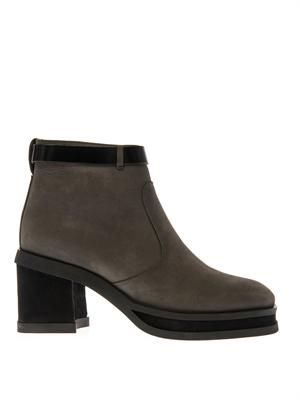 Patricia 1 nubuck leather boots