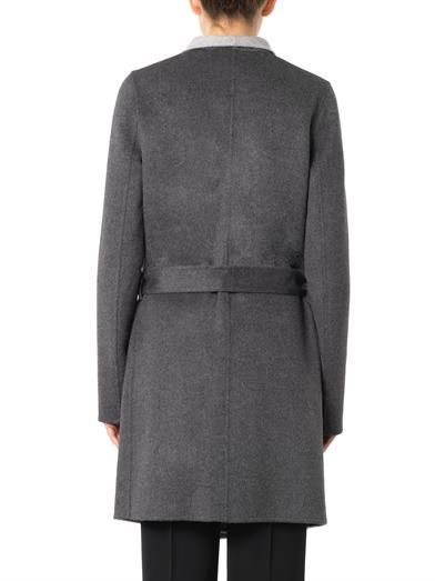 Joseph Lisa Long double-faced coat