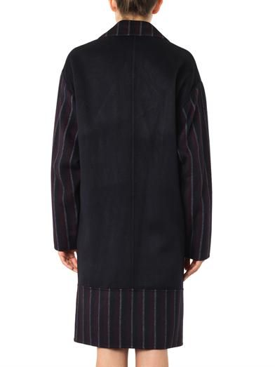 Joseph Maubert double-breasted cashmere coat