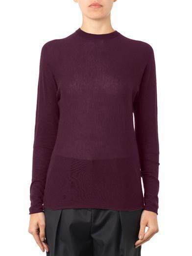 Joseph Fine-knit cashmere sweater