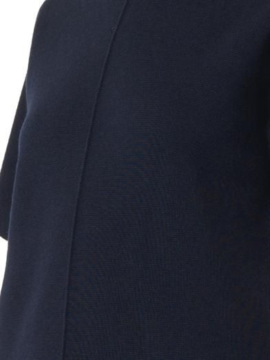 Joseph Short-sleeved wool sweater