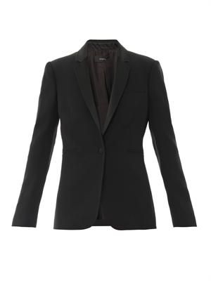 Sir tailored wool jacket