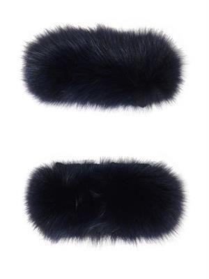 Susanna fur cuffs