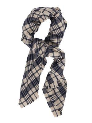 Etra tartan scarf