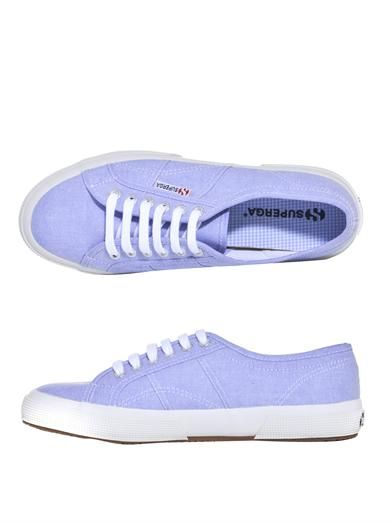 Superga 2750 canvas trainers