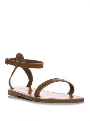 3 changeable ankle strap sandals