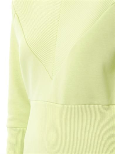 Maison Martin Margiela Mm6 Ribbed V-neck sweater