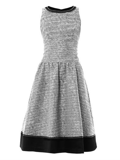 Jonathan Simkhai Tweed sleeveless dress