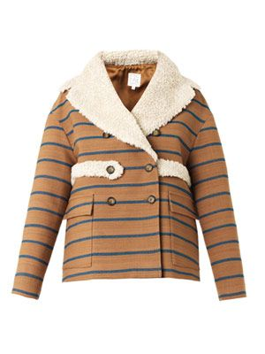 Ombretta striped jacket