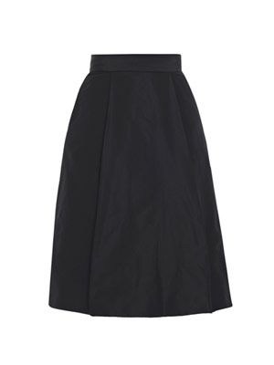 Bell-shape skirt
