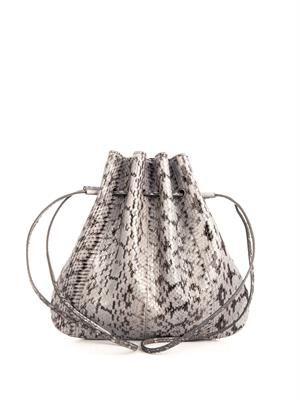 Tilda watersnake medium pouch