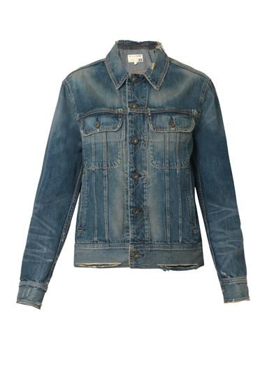 Rag & Bone Boyfriend-fit denim jacket