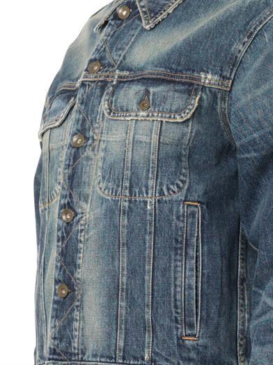 Rag & Bone Boyfriend-fit denim jacket
