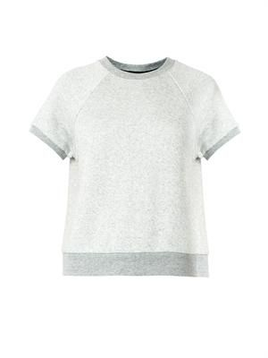 Rocky short-sleeved sweatshirt