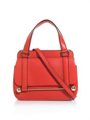Leonora leather bag