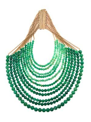 Raissa jade necklace