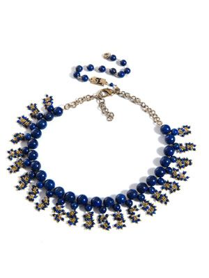 Amore lapis necklace