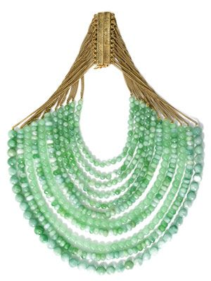 Raissa opal necklace