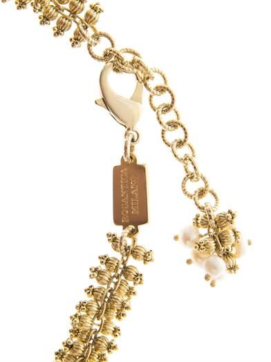 Rosantica by Michela Panero Rigoletto river-pearl necklace