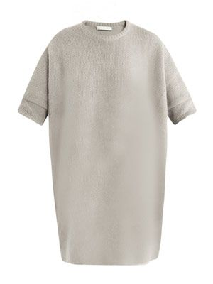 Stella oversized knit dress